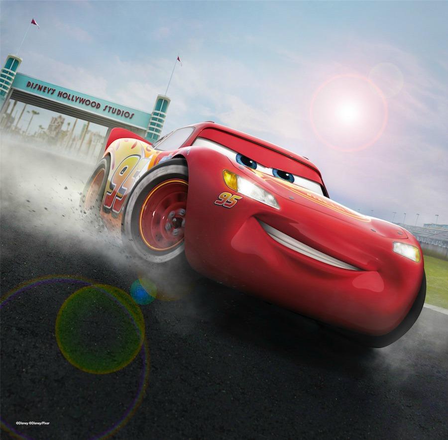 Lightning McQueen Racing Academy