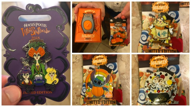 Pins Will Be Sold Until The Very Last Mickeys Not So Scary Halloween Party Or While Supplies