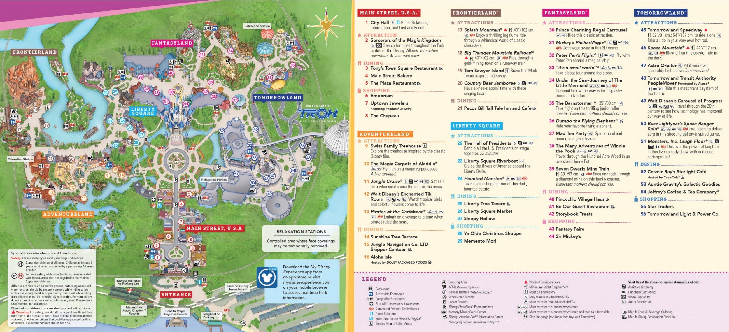 1st Trip to Disney World? Check Out the Walt Disney World ...