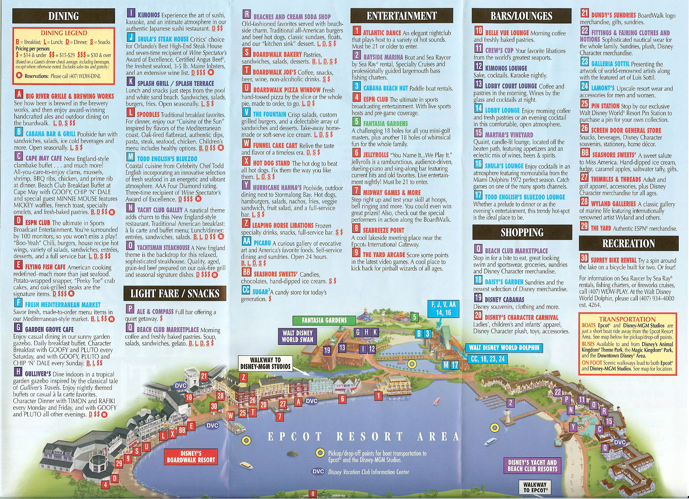 graphic about Printable Epcot Map identify Epcot Vacation resort Neighborhood Map -