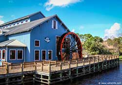 Disney's Port Orleans Riverside Photos