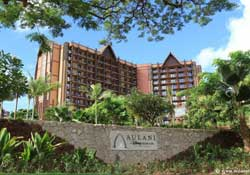 Disney's Aulani Resort & Spa: