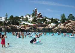Blizzard Beach Photos