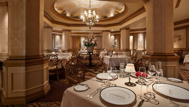 Top 5 Signature Dining at the WDW Resorts