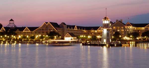 Deluxe Disney Hotel Photo