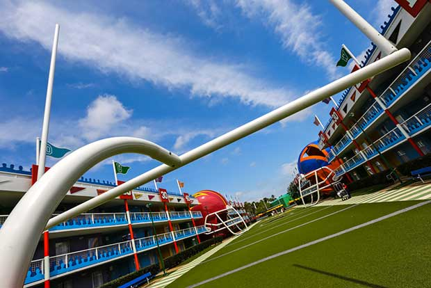 all star sports resort picture