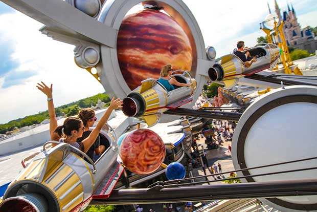 Image result for disney world Astro Orbiter f pinterest