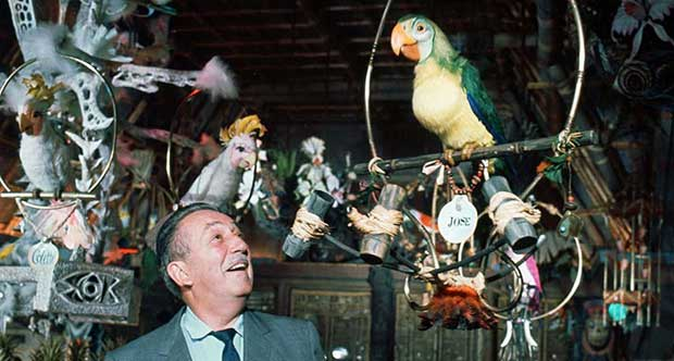 The Enchanted Tiki Room - The Magic Behind Walt Disney's Tropical Hideaway