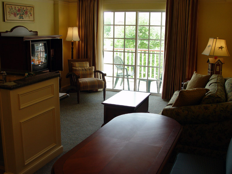 Saratoga Springs Resort Room