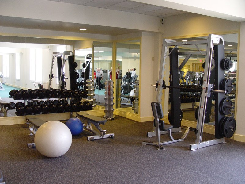A Glimpse at Walt Disney World Fitness Centers
