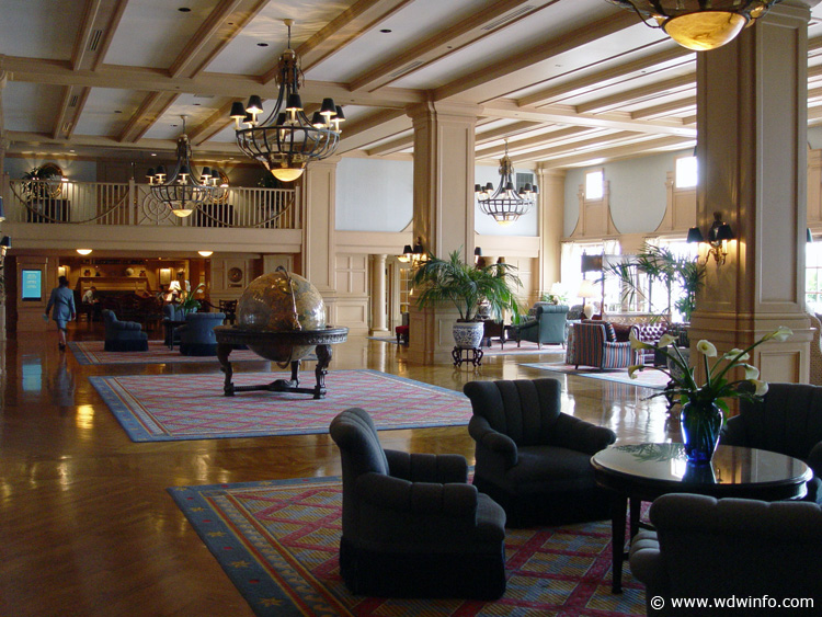 Yacht Club Resort lobby Photo