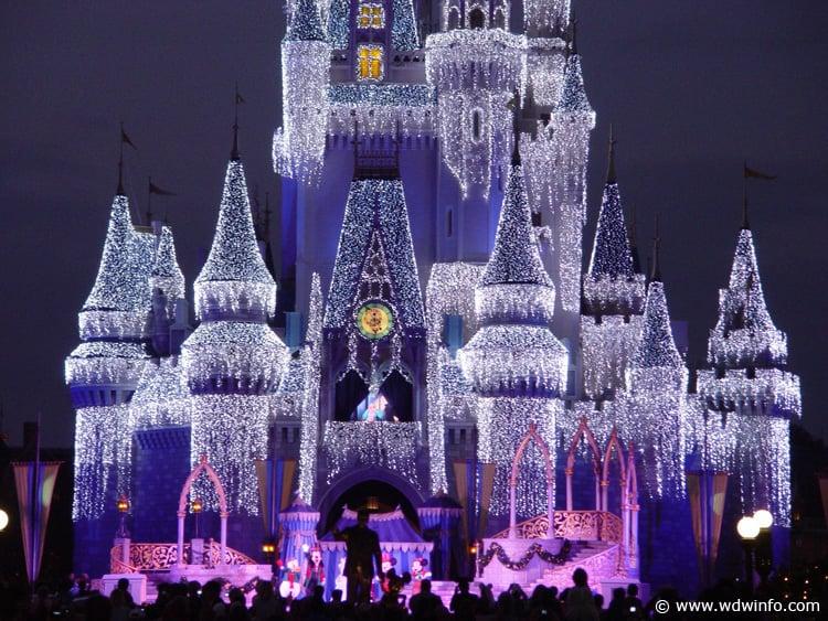 Cinderella S Castle Dream Lights Photos Dsc03110