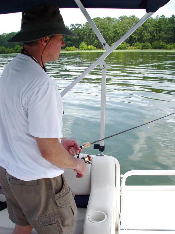 Disney fishing excursion photos at bay lake and seven seas for Fish at 30 lake
