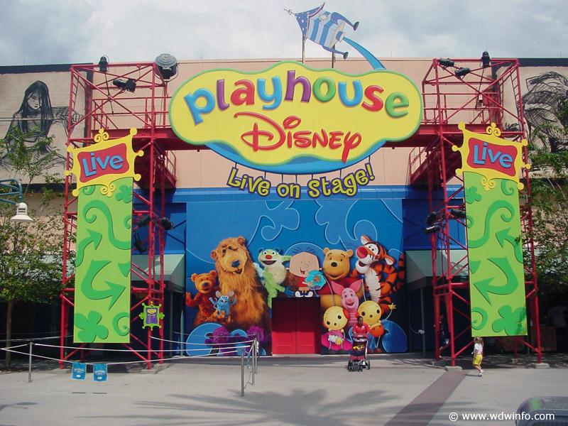 Playhouse Disney-Live on Stage!