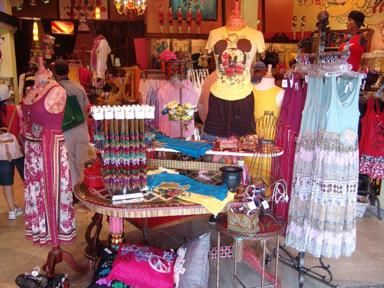 Tren-D Shopping Photos Downtown Disney