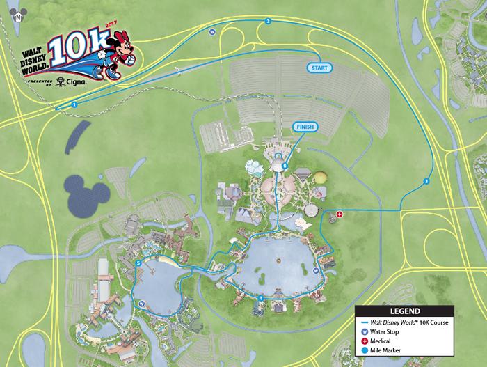 RunDisney - Walt Disney World Marathons, Disney Half Marathon on
