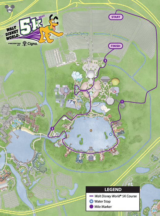 Walt Disney World Marathons