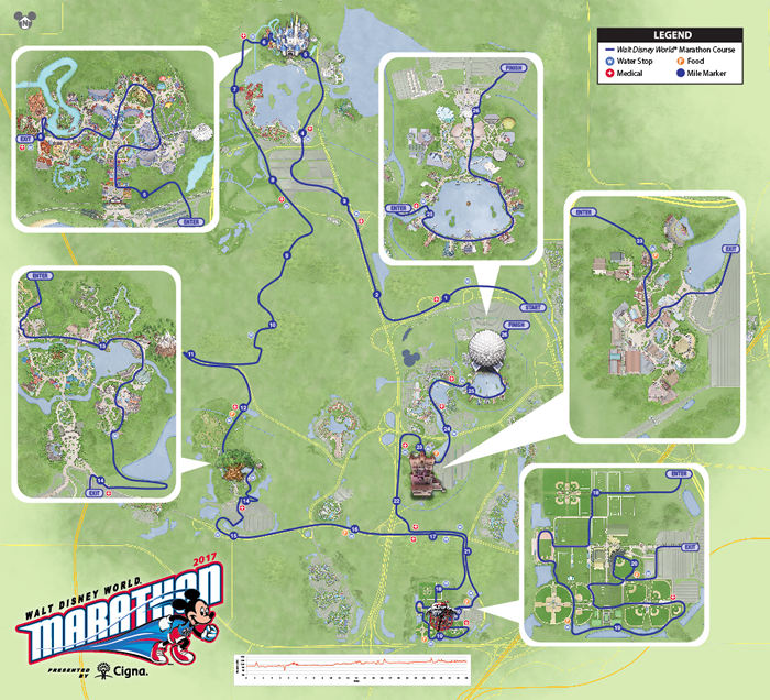 RunDisney - Walt Disney World Marathons, Disney Half Marathon