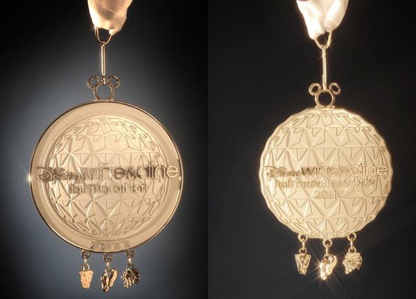 WineDine medals