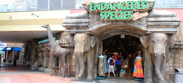The Endangered Species Store