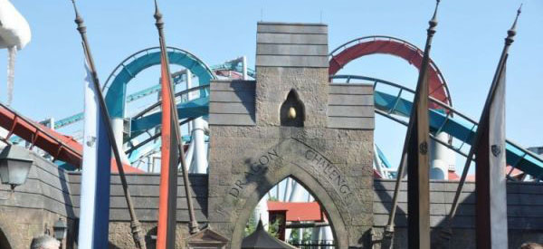 Harry potter roller coaster - photo#23