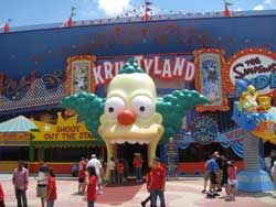 The Simpsons Ride ROCKS!