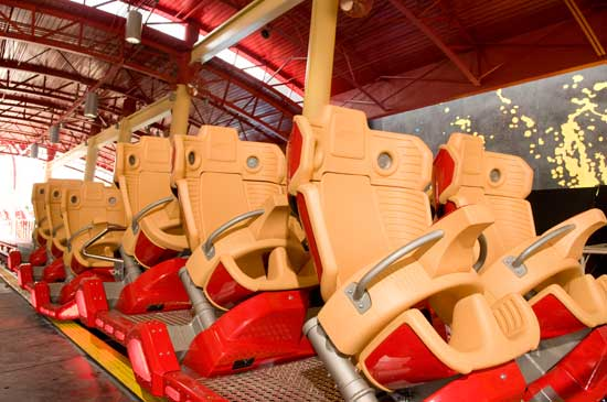 hollywood rip ride rockit roller coaster
