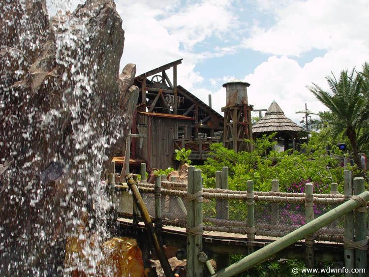 Jurassic Park Island Zoo