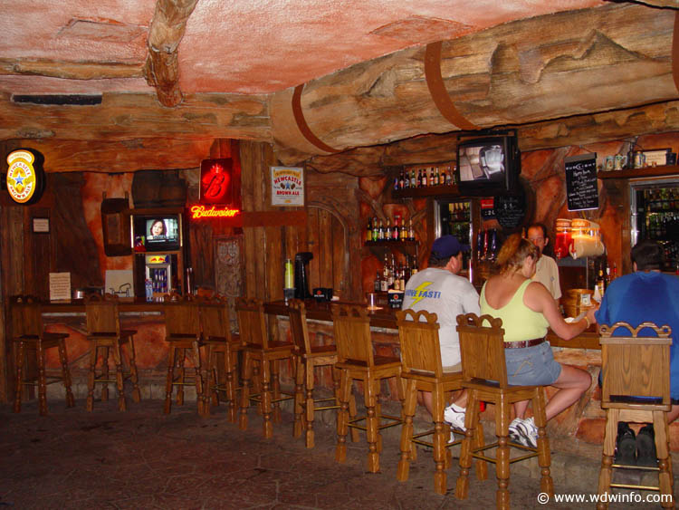 Islands of Adventure Photos - 11-The Enchanted Oak Tavern