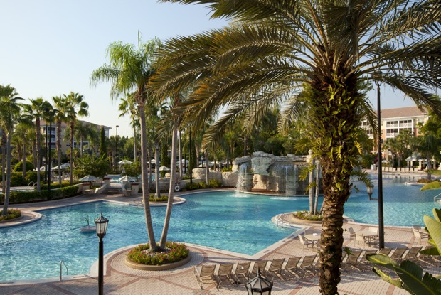 Sheraton Vistana Villages Orlando Florida Near Disney