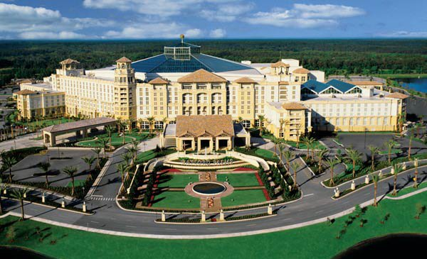 Gaylord Palms Exterior