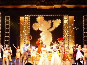 Disney Cruise Line Information The Golden Mickeys