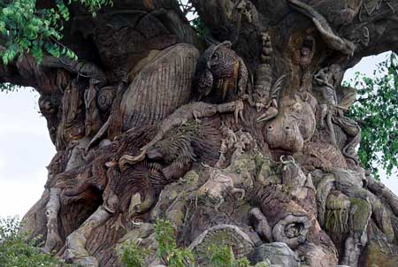 Disney's Animal Kingdom - The Tree of Life
