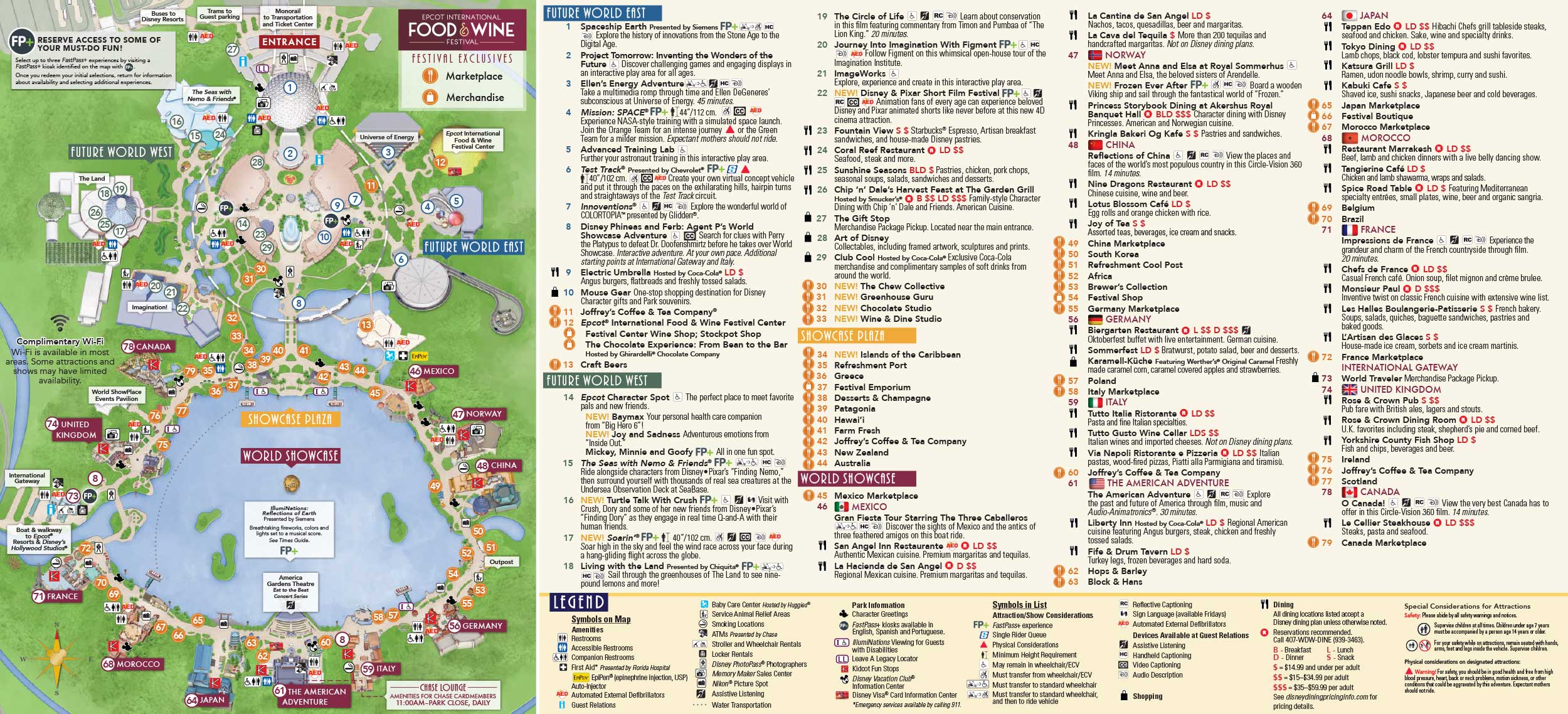 Epcot Food And Wine Festival Menu Pdf