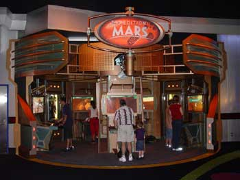 mission to mars ride epcot - photo #21