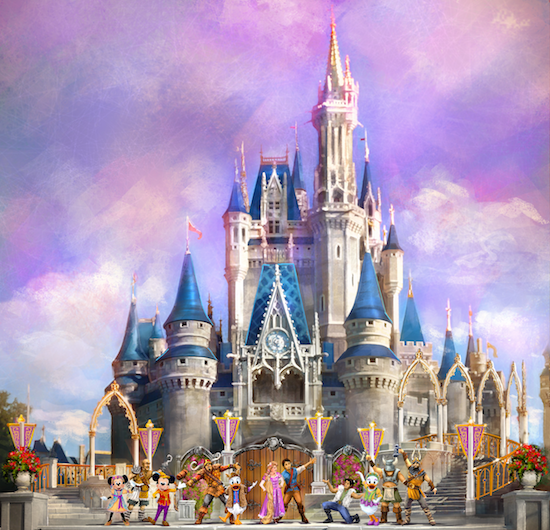 Fantasyland Special Events and Shows Magic Kingdom Walt Disney World