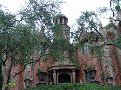 Hanuted mansion