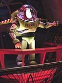 Tomorrowland Buzz Lightyear S Space Ranger Spin Magic Kingdom Walt Disney World