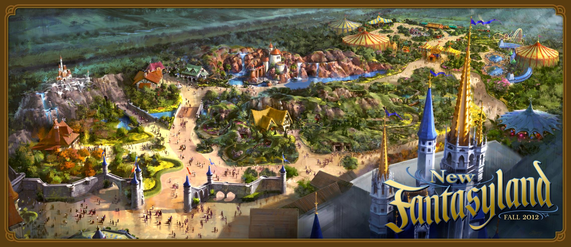 Major Disney Theme Park Updates Announced - Disney News