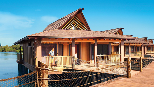 Polynesian Villas Amp Bungalows At Walt Disney World Resort