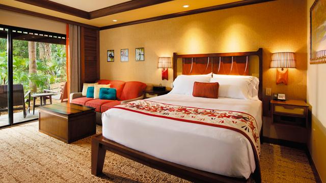 Polynesian Resort Villa Studio