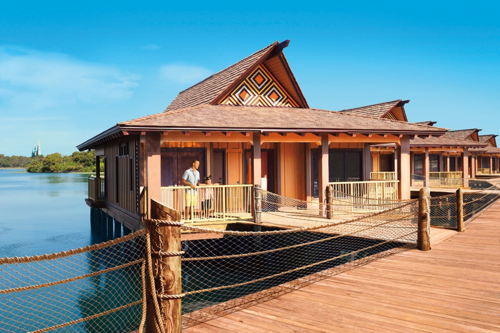 DVC Point Charts for Polynesian Villas & Bungalows