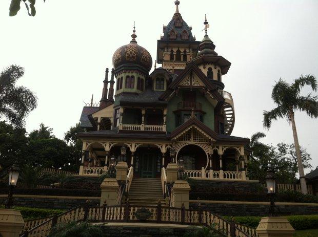 Mystic Manor facade