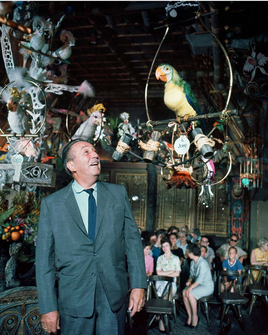 The Enchanted Tiki Room – The Magic Behind Walt Disney's Tropical ...