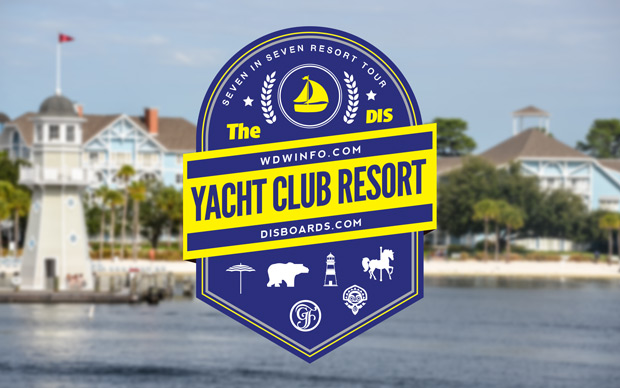 Seven Resorts In Seven Days Part 5: Disney's Yacht Club Resort