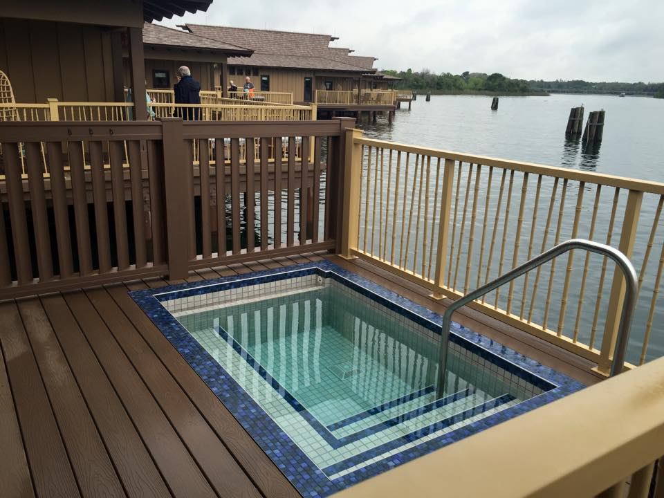 First Look Photos Of Disney S New Polynesian Villas