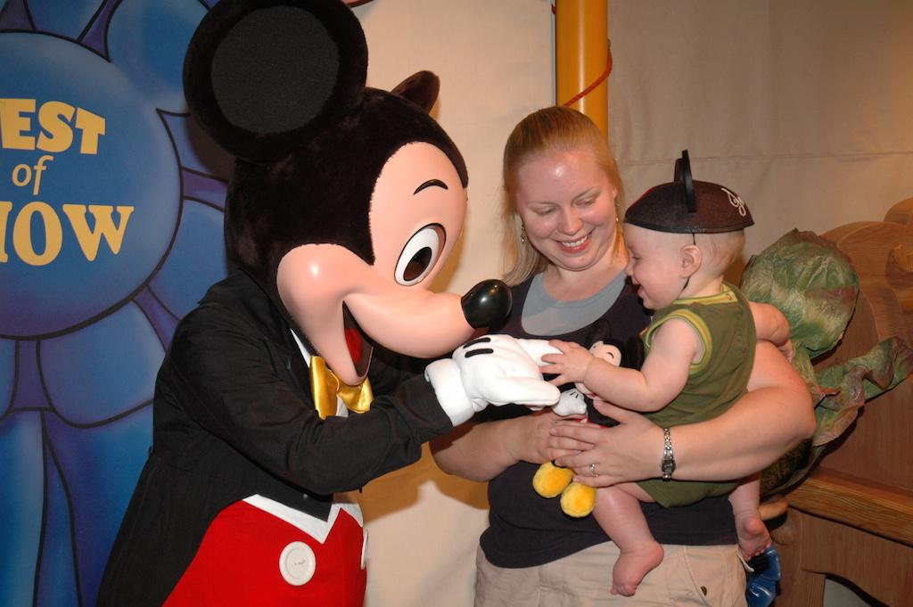 Jacob and Mickey