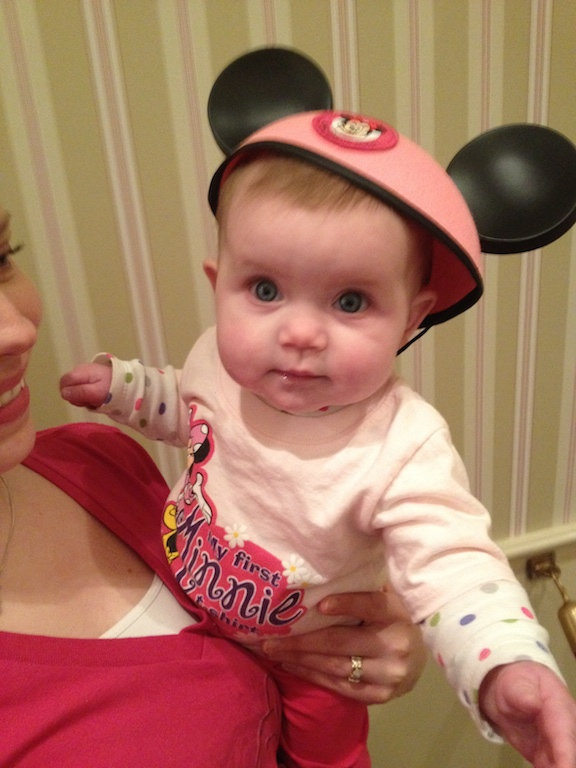 How Young Is Too Young Bringing A Baby To Walt Disney World
