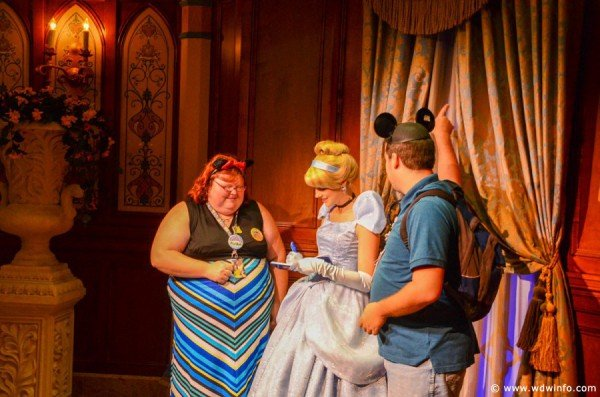 Walt Disney World Character Meet And Greet Guide Magic