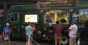 Disney Springs - World Showcase of Flavors